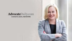Kelly D. Jordan featured on Advocate Daily, discussing the new draft regulations for the Assisted Human Reproduction Act.