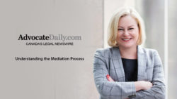 "Kelly D. Jordan featured on Advocate Daily: ""Understanding the mediation process is important""."