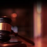 gavel on a desk - should you represent yourself in court?